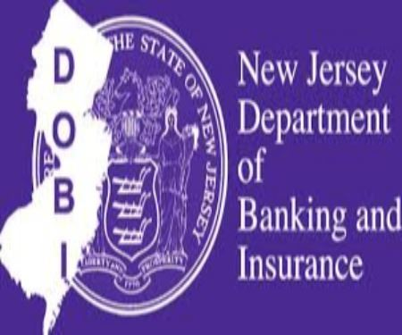 NJ Dept of Banking & Insurance