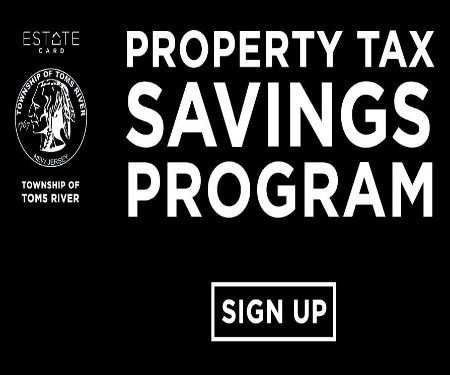 Property Tax Savings Program